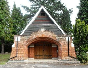 Former Catholic Chapel, Brookwood Cemetery